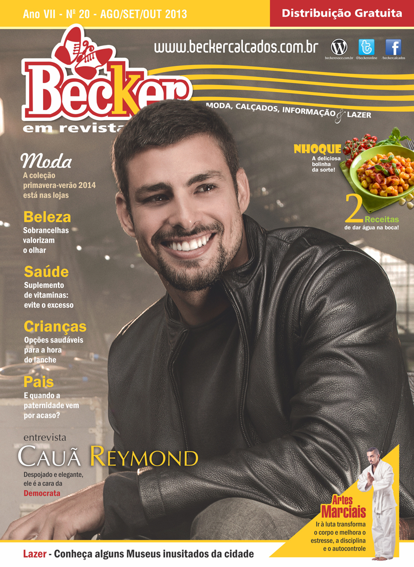 Becker em Revista ed ago/set/out