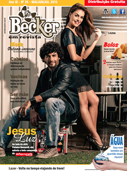 Becker em Revista Mai/Jun/Jul 2015