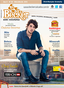 Becker em Revista Mai/Jun/Jul 2016