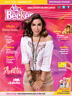 Revista da Becker Mai/Jun/Jul 2017